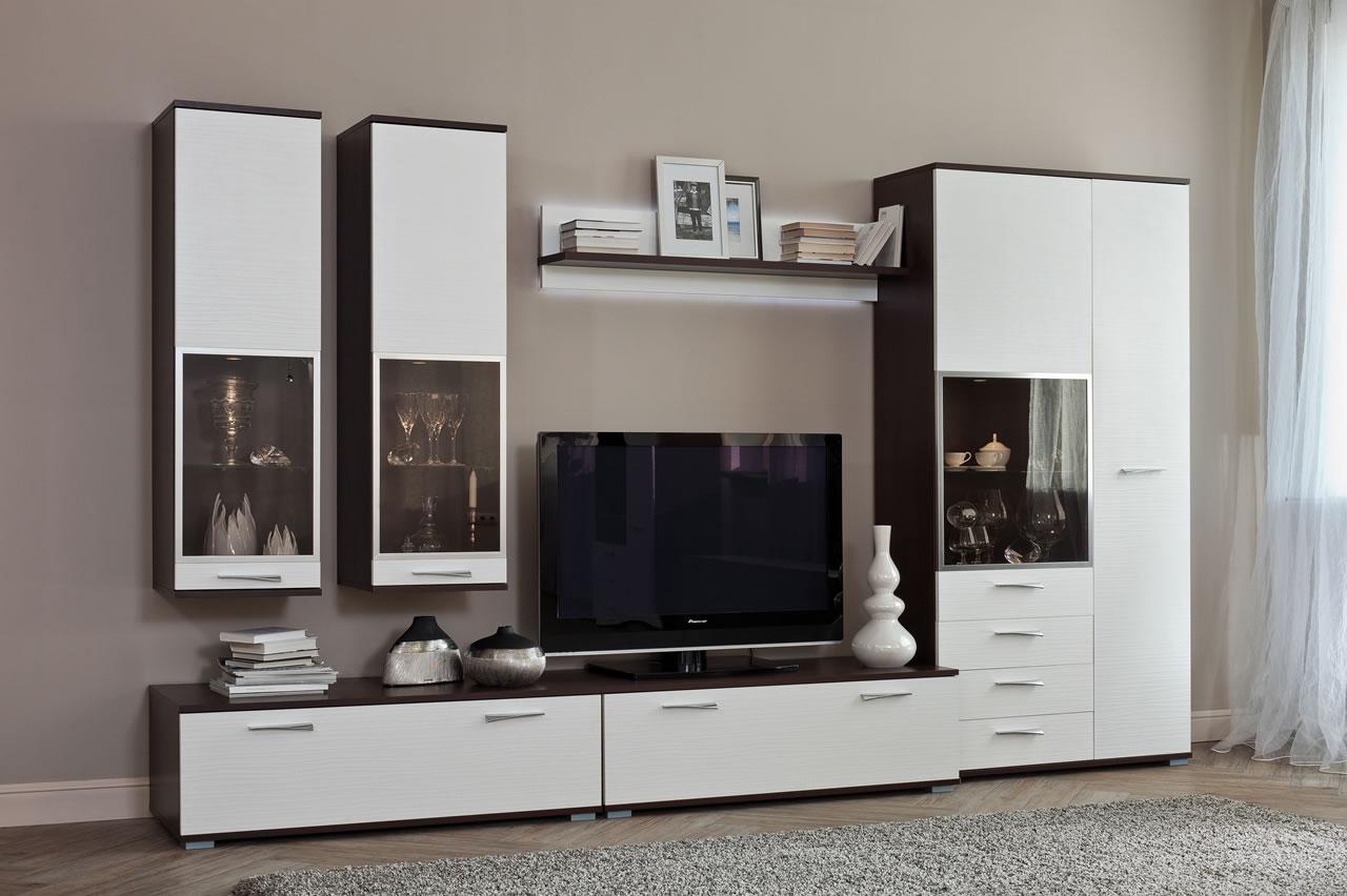 гостиная картинки мебель