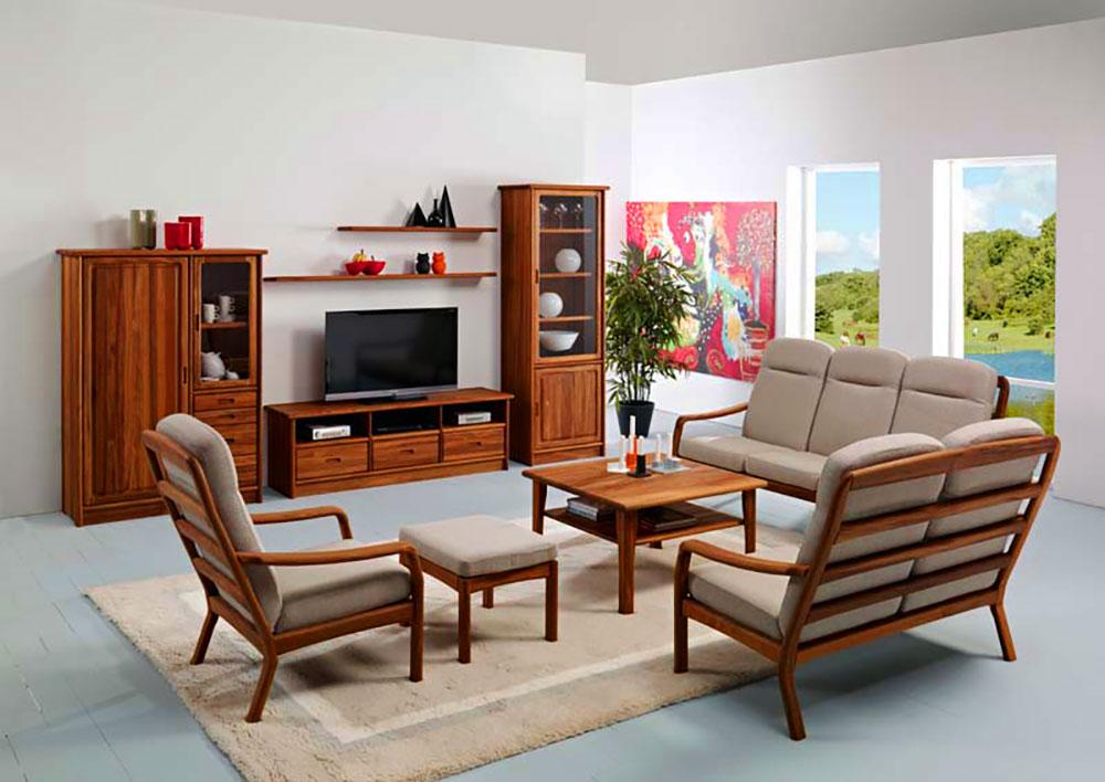Как подобрать мебель в гостиную: современные идеи 2017 года.